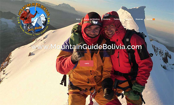 Mountain Guide Bolivia